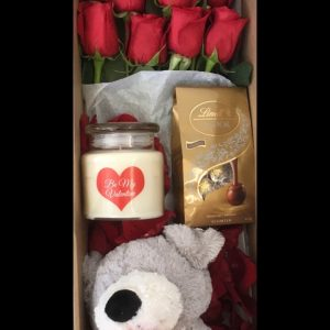 Valentines day luxury box